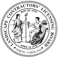 Landscape Contractors Board